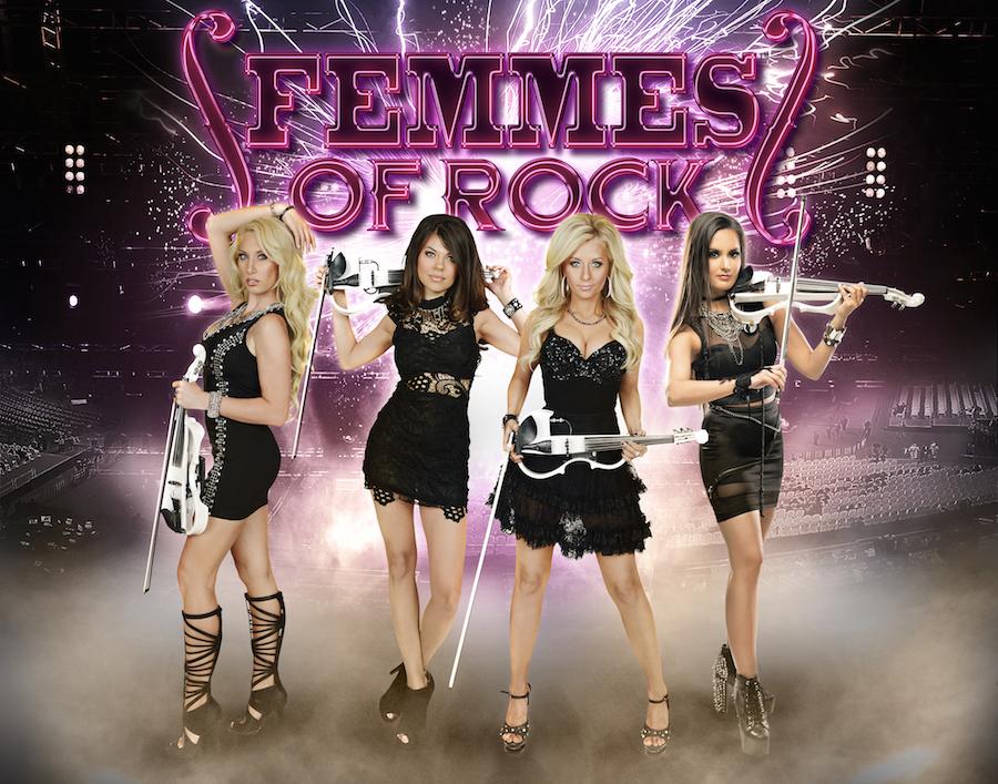 Femmes Of Rock Tour