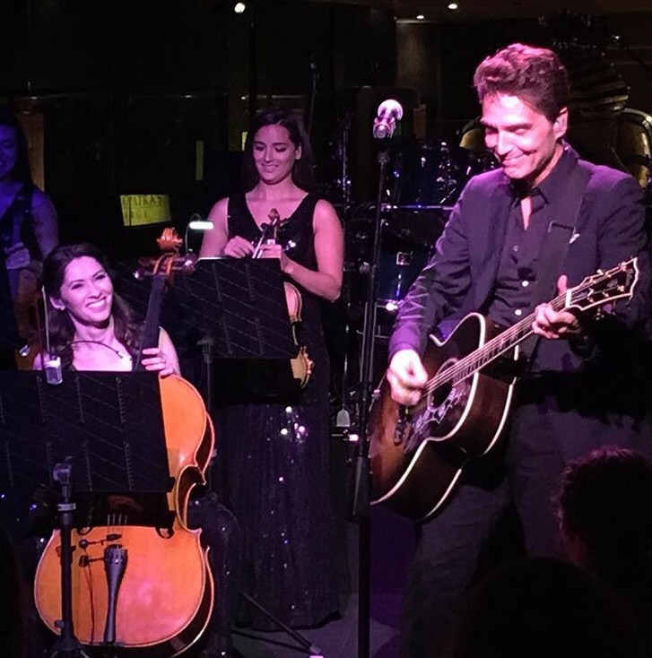 Bella Strings with Richard Marx